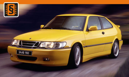 Chiptuning Saab 900 2.0 Turbo 147kw (200hp)