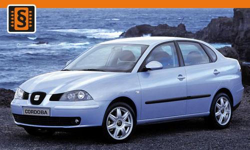 Chiptuning Seat Cordoba 1.4 TDI 55kw (75hp)