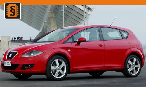 Chiptuning Seat Leon 1.6 TDI 66kw (90hp)