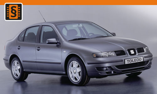 Chiptuning Seat Toledo 1.8 20V 92kw (125hp)