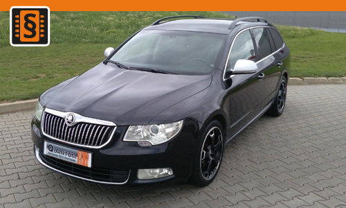 Chiptuning Skoda Superb 2.0 TSI 147kw (200hp)