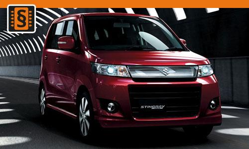 Chiptuning Suzuki Wagon R 1.3 DDiS 51kw (70hp)