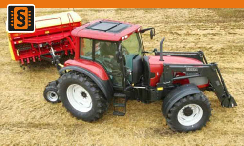 Chiptuning Valtra M Series 130  99kw (135hp)