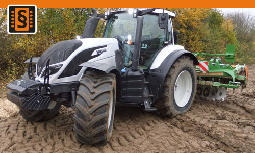 Chiptuning Valtra T Series 180  129kw (175hp)