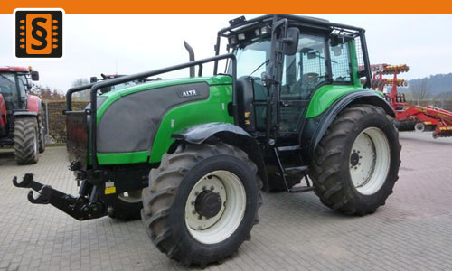 Chiptuning Valtra XM Series 130  99kw (135hp)