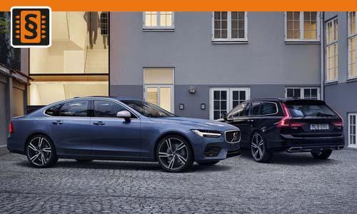 Chiptuning Volvo S90 / V90 2.0 D3 110kw (150hp)