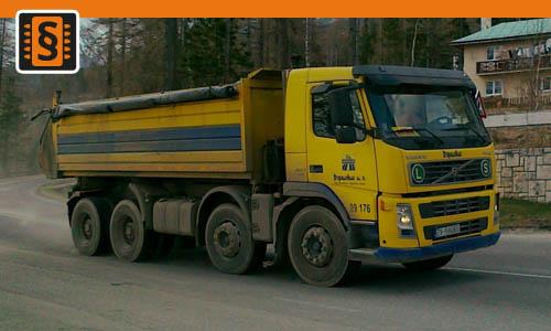 Chiptuning Volvo FM12 D12C/D/E 420 309kw (420hp)