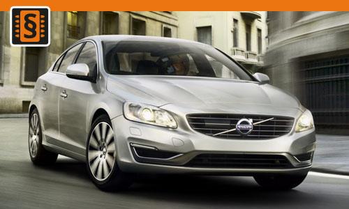 Chiptuning Volvo S60 2.3 T5 184kw (250hp)