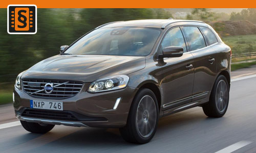 Chiptuning Volvo XC60 3.0 T6 224kw (304hp)
