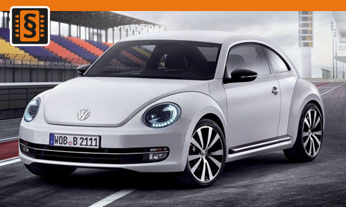 Chiptuning Volkswagen New Beetle 2.0 TDI 100kw (136hp)