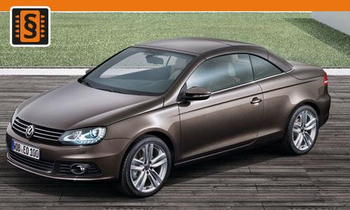 Chiptuning Volkswagen Eos 1.4 TSI 118kw (160hp)