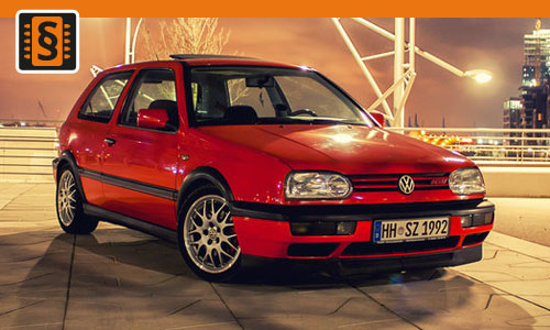 Chiptuning Volkswagen Golf 1.9 SDI 50kw (68hp)