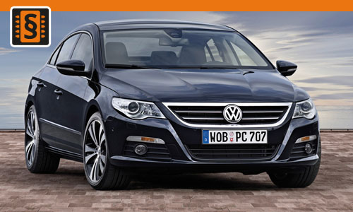 Chiptuning Volkswagen Passat 2.0 TDI 103kw (140hp)