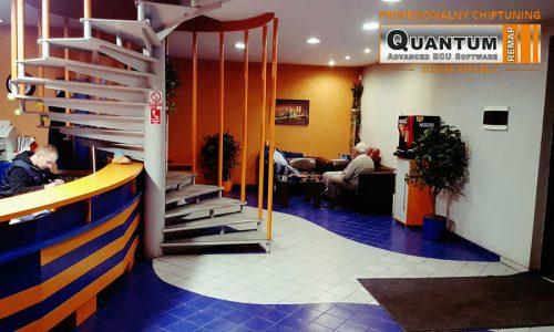 Autorizované centrum Quantum Oravsky Podzamok