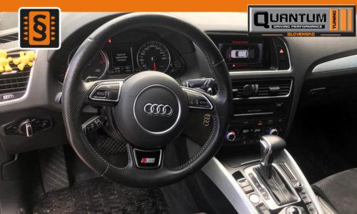 Reference Quantum Slovensko Chiptuning, Adblue OFF Audi Q5 2.0TDi