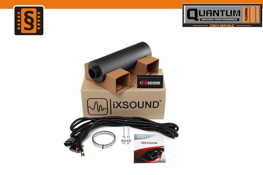 Quantum iXsound