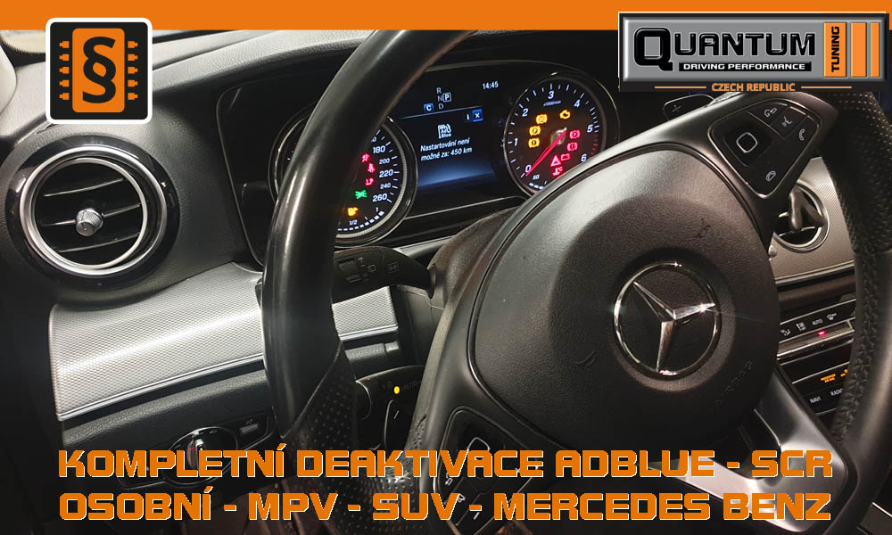 Problem Adblue Mercedes Benz